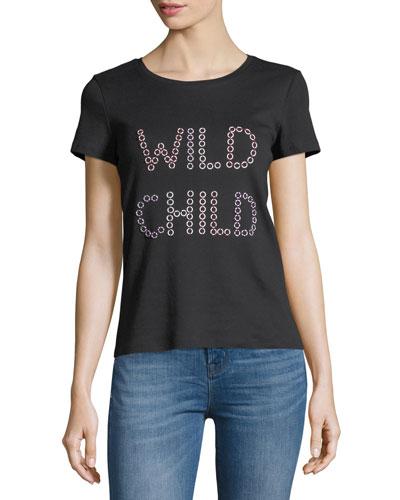 Rylyn Wild Child Short-Sleeve Graphic Tee