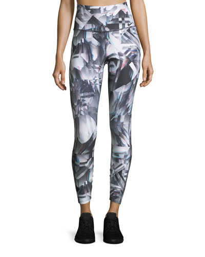 Power Legend Printed Training Tights