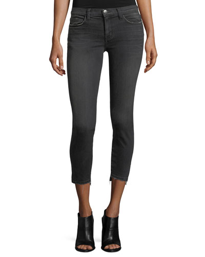 The Stiletto Skinny Jeans, Black