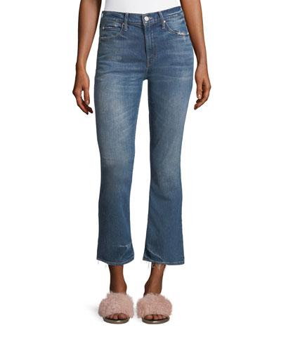 Dutchie Straight-Leg Ankle Jeans