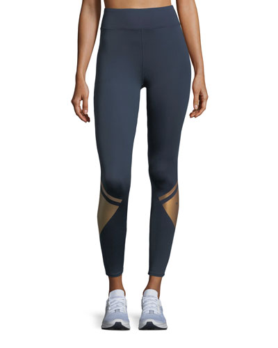 Flex 3-inch Waistband Full-Length Performance Leggings