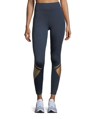 Heroine Sport Flex 3-inch Waistband Full-Length Performance Leggings