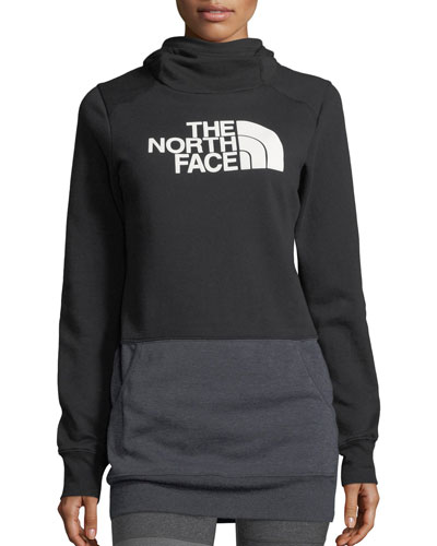 Half-Dome Extra Long Pullover Hoodie