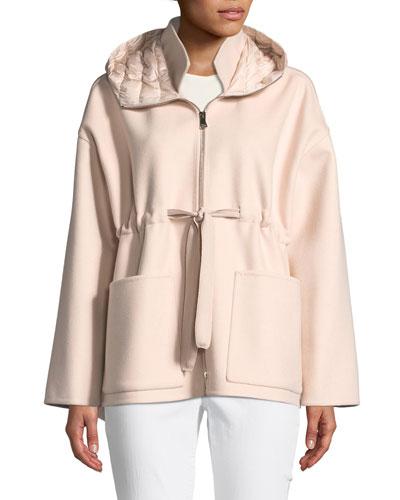 Anglesite Hooded Jacket