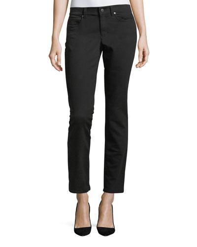 Cozy Stretch Skinny Jeans, Plus Size