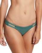 Neutra Hipster Swim Bottom, Sage Ecolux