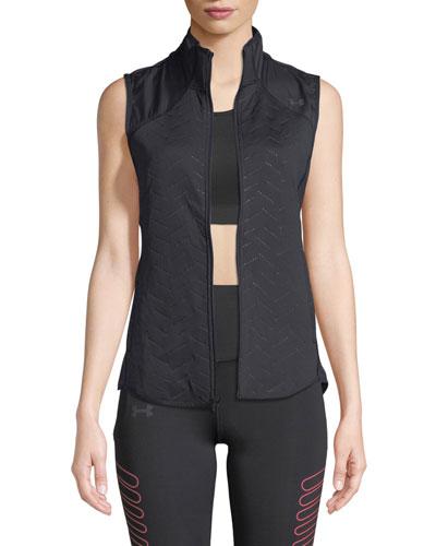 ColdGear Reactor Zip-Front Fleece Vest