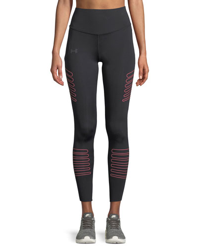 UA Storm Accelerate Reflective Full-Length Leggings