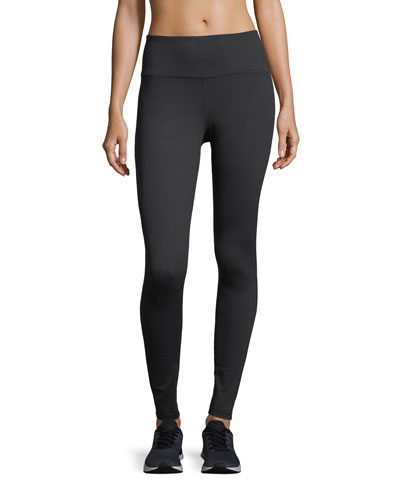 Mirror High-Rise Full-Length Leggings