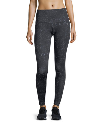 Night Sky High-Rise Performance Leggings