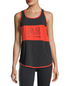 The Cool Down Racerback Graphic Performance Tank
