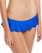 Vita Italian Ruffle Bikini Swim Bikini Bottom