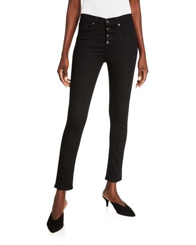 Debbie High-Rise Skinny Jeans