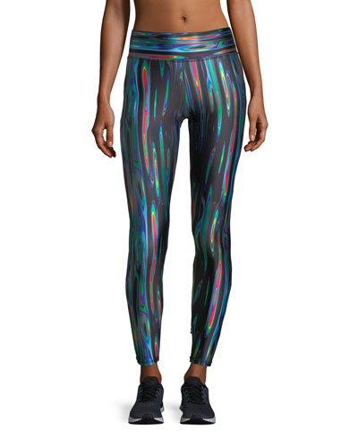 Liquid Metal Performance Leggings