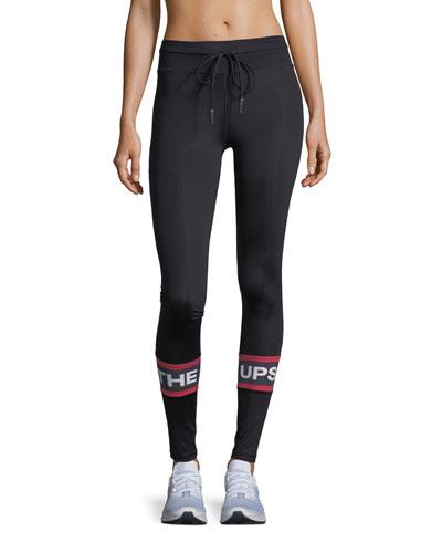 Sandia Drawstring Compression Yoga Pants