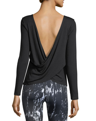 Twist of Fate Pullover Top