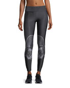 Star Wars Crystal Vader Tall-Band Leggings