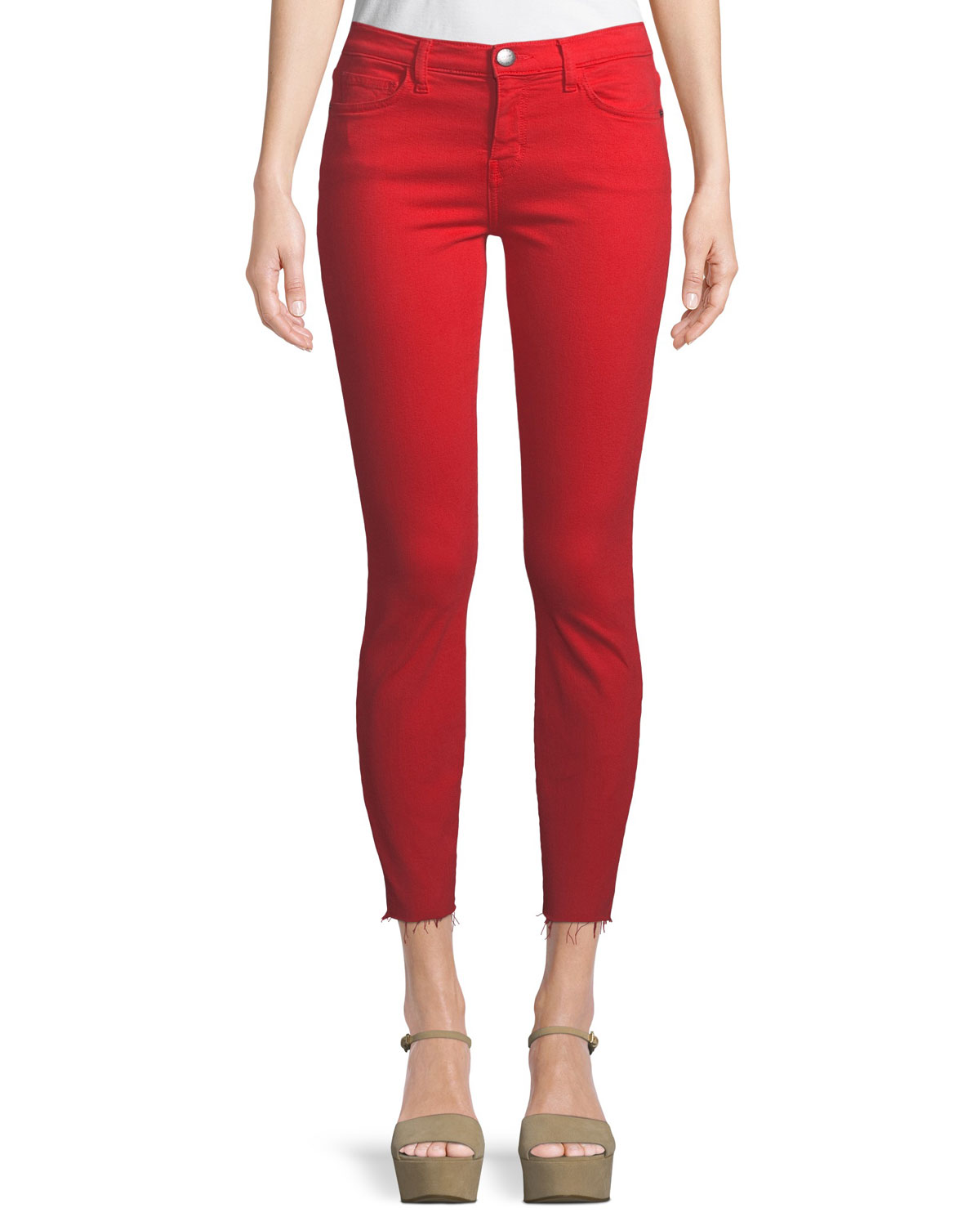 The Stiletto Skinny-Leg Jeans
