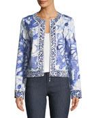 Rainforest Zip-Front Jacket