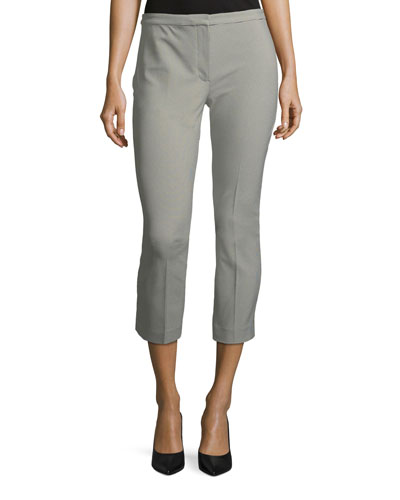 87ff2812e0 Theory Cropped Ankle Pants | Neiman Marcus