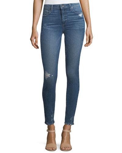 Hoxton Ultra Skinny-Leg Jeans