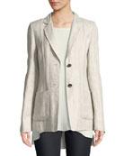 Kenley Portico Linen Jacket