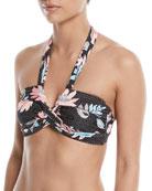 Bali Hai Bandeau Swim Top
