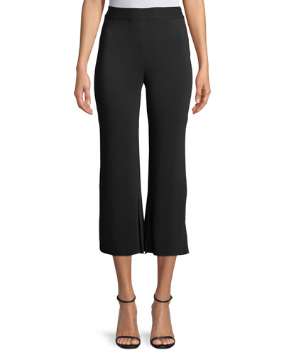 Solana Crop Flare Pants