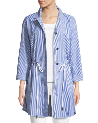 Keith St. Eves Striped Jacket