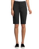 Coin-Pocket Bermuda Shorts