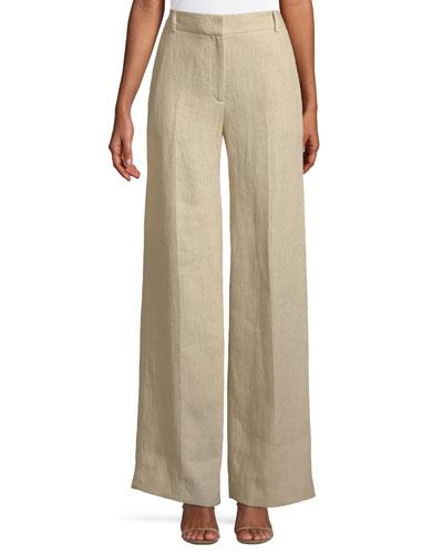 Integrate Linen Piazza Pants