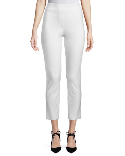 Krista High-Waist Ankle Pants