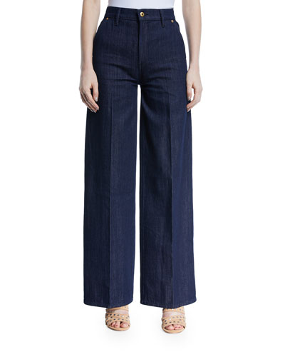 Tilly Wide-Leg Jeans