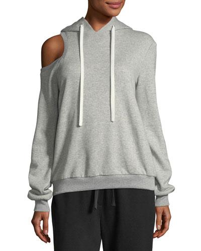 Dresden Hooded Cotton Sweatshirt