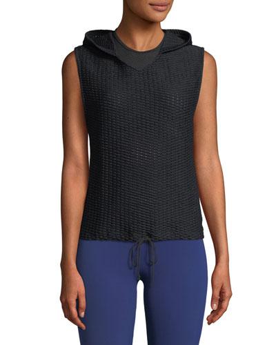 Cullen Hooded Pullover Vest
