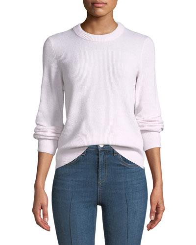 Ace Cashmere Crop Sweater