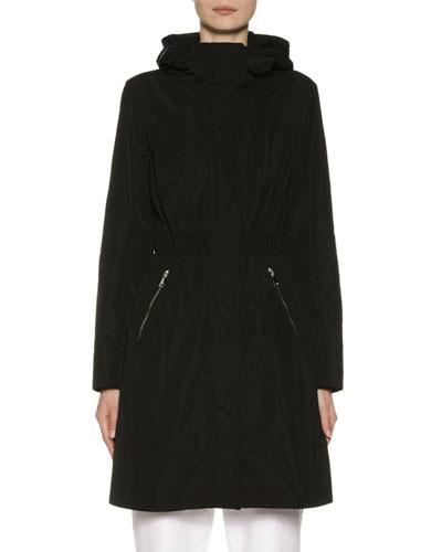 2e1e448c9 Moncler Hooded Jacket | Neiman Marcus