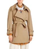 Fortingall Gabardine Trench Coat