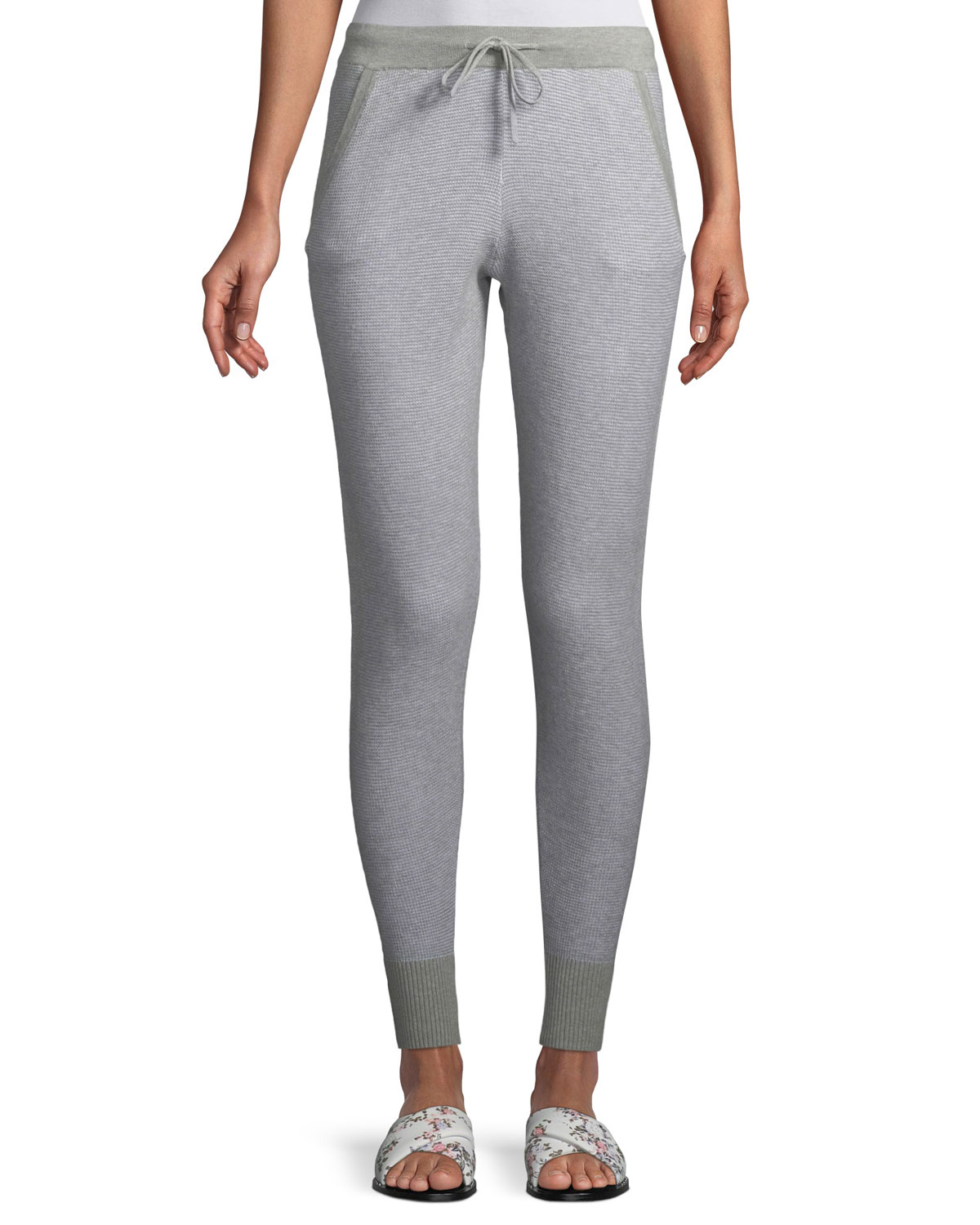 Pull-On Sweater Pants