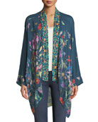 Summer Paisley Kimono