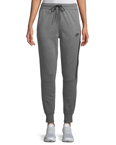 Drawstring Sportswear Tech Fleece Jogger Pants