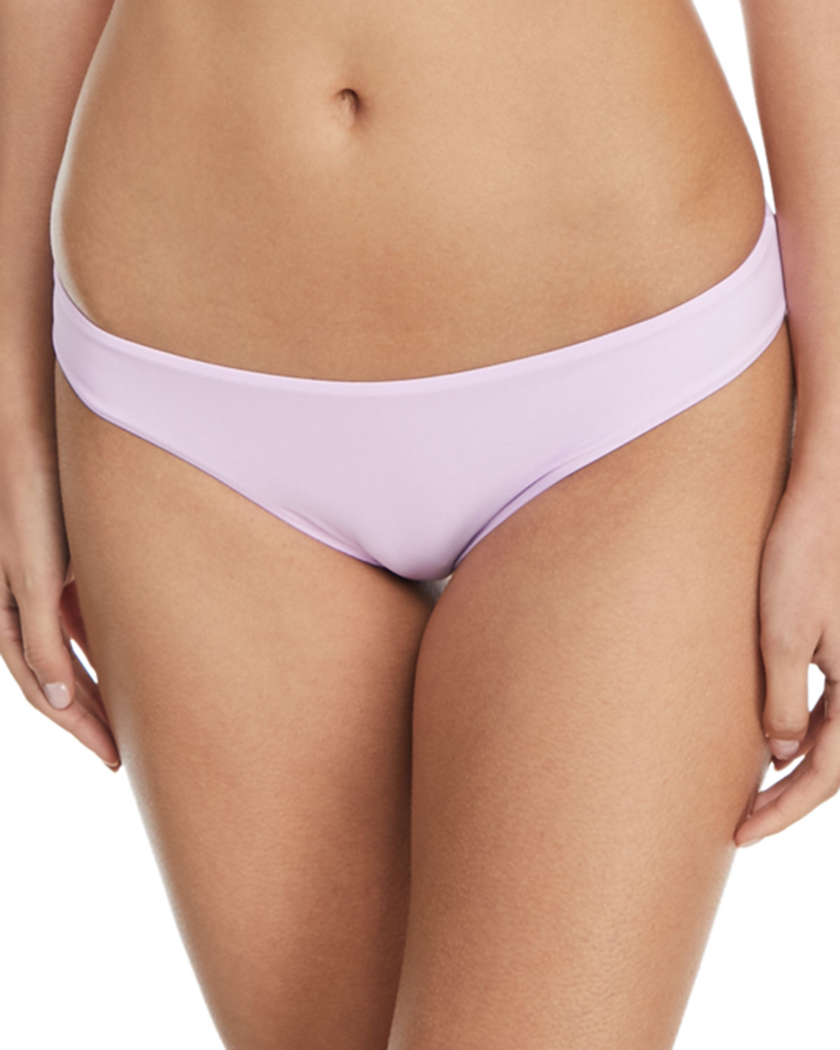 Solid Ruched Swim Bottom Lily
