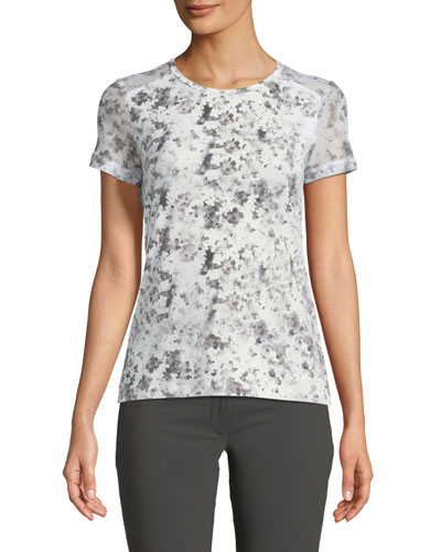 Melissa Summer Sheer Tee