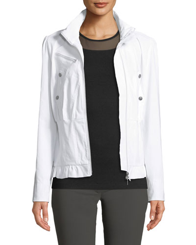 Rosella Corset-Bottom Jacket