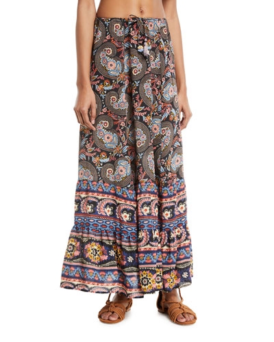 Chantal Printed Skirt