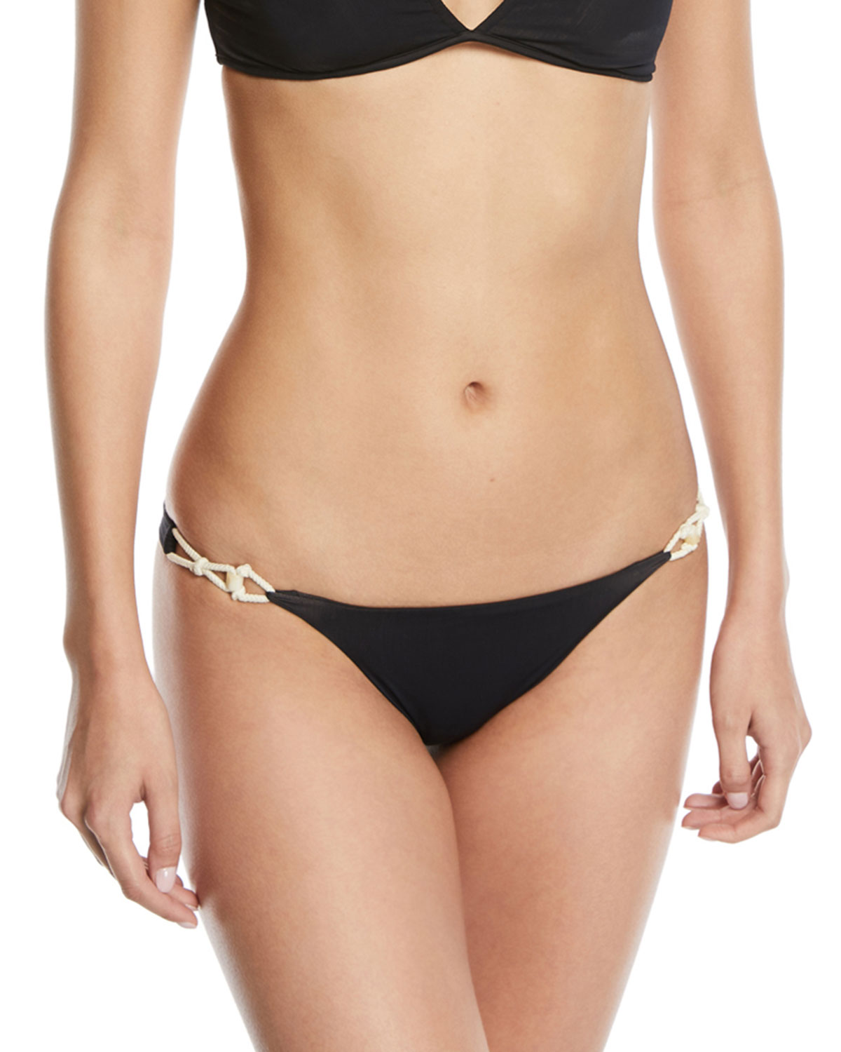 Julie Rope-Strap Swim Bottom