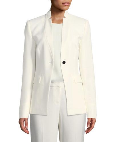 Jonelle Finesse Crepe Jacket