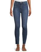 Charlie Skinny-Leg Ankle Jeans