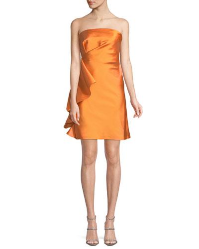 Strapless Womens Dress | Neiman Marcus