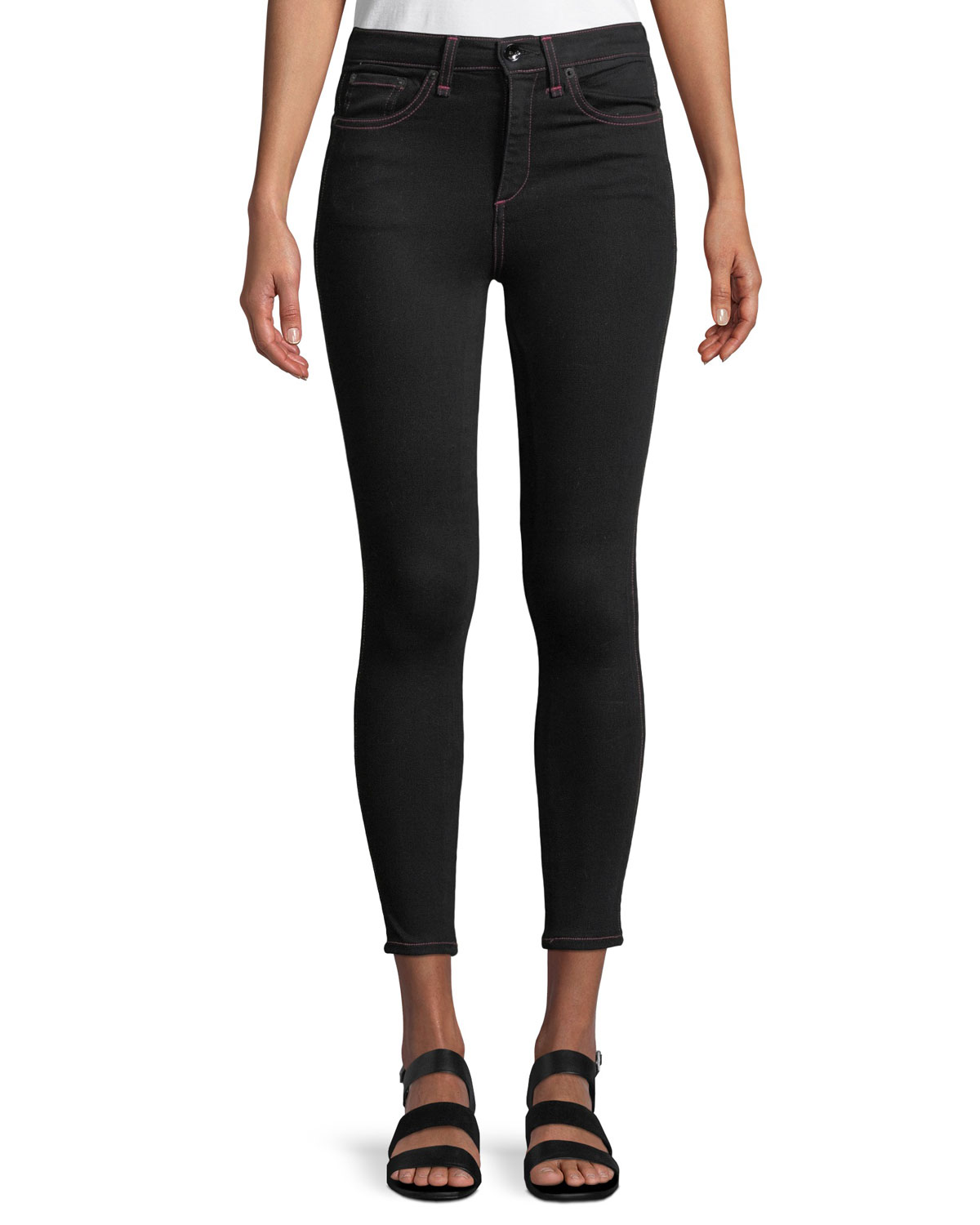 Mich Skinny-Leg Ankle Jeans